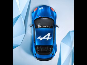 Ver foto 8 de Renault Alpine Celebration Concept 2015