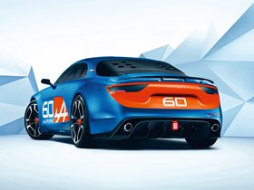 Ver foto 5 de Renault Alpine Celebration Concept 2015