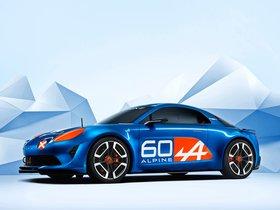 Ver foto 2 de Renault Alpine Celebration Concept 2015