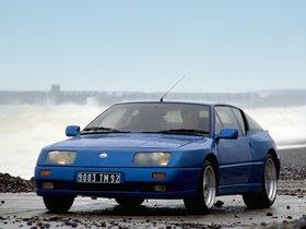 Ver foto 3 de Renault Alpine GTA V6 Turbo Le Mans 1990