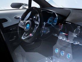 Ver foto 11 de Renault Alpine Vision Concept 2016