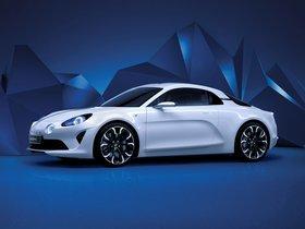 Ver foto 6 de Renault Alpine Vision Concept 2016