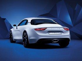 Ver foto 4 de Renault Alpine Vision Concept 2016