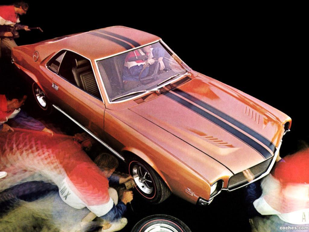 Foto 0 de AMC AMX Big Bad 1969