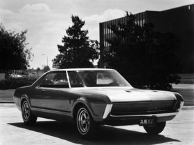 Ver foto 2 de AMC AMX II Project IV Concept Car 1966