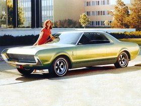 Ver foto 1 de AMC AMX II Project IV Concept Car 1966