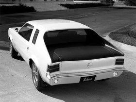 Ver foto 3 de AMC AMX II Project IV Vixen Concept Car 1966
