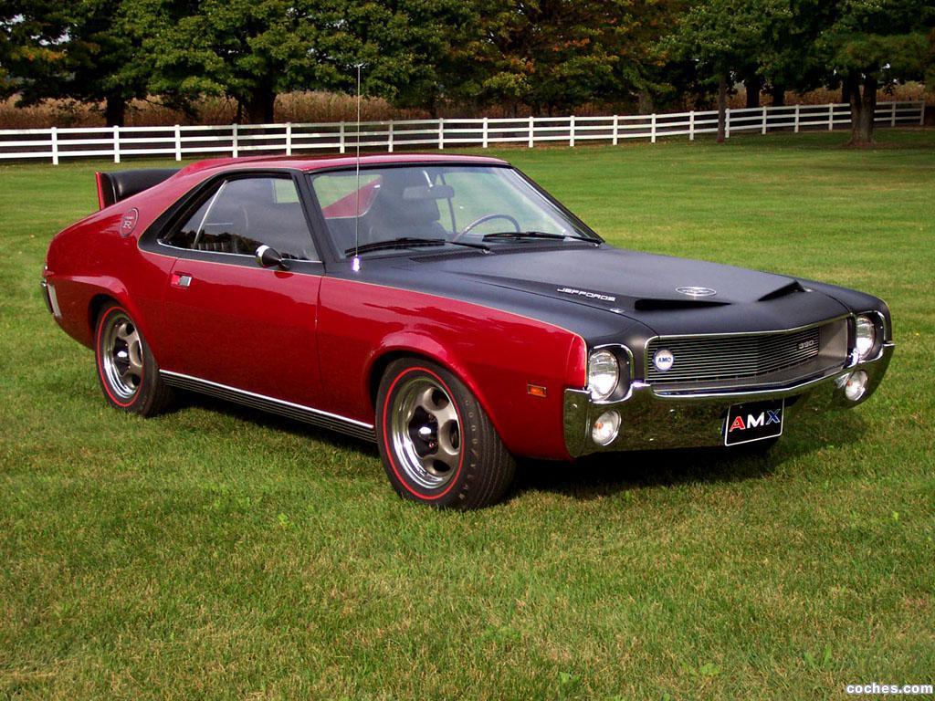 Foto 0 de AMC AMX R Prototype 1968