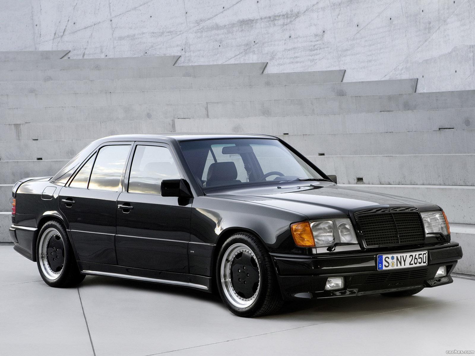 Foto 0 de Mercedes Clase E AMG 300 E 6.0 Hammer W124 1988