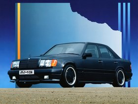 Ver foto 6 de Mercedes Clase E AMG 300 E 6.0 Hammer W124 1988