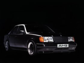 Ver foto 5 de Mercedes Clase E AMG 300 E 6.0 Hammer W124 1988