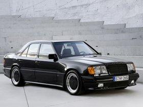 Fotos de Mercedes Clase E AMG 300 E 6.0 Hammer W124 1988