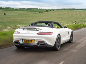 Ver foto 18 de Mercedes AMG GT Roadster R190 UK 2017
