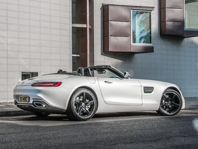 Ver foto 16 de Mercedes AMG GT Roadster R190 UK 2017