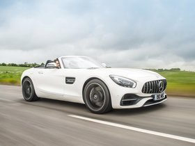 Ver foto 14 de Mercedes AMG GT Roadster R190 UK 2017