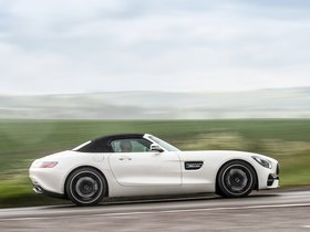 Ver foto 13 de Mercedes AMG GT Roadster R190 UK 2017