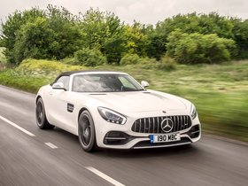 Ver foto 12 de Mercedes AMG GT Roadster R190 UK 2017