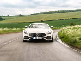 Ver foto 11 de Mercedes AMG GT Roadster R190 UK 2017