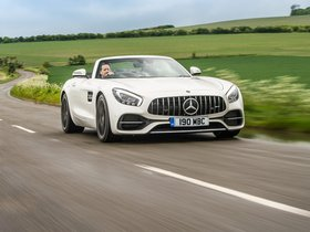 Ver foto 9 de Mercedes AMG GT Roadster R190 UK 2017