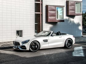 Ver foto 7 de Mercedes AMG GT Roadster R190 UK 2017