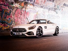 Ver foto 6 de Mercedes AMG GT Roadster R190 UK 2017