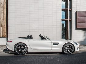 Ver foto 3 de Mercedes AMG GT Roadster R190 UK 2017