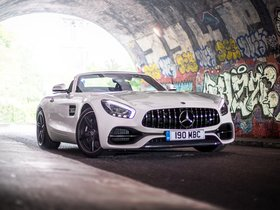 Ver foto 2 de Mercedes AMG GT Roadster R190 UK 2017