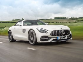 Ver foto 1 de Mercedes AMG GT Roadster R190 UK 2017