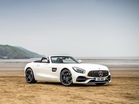 Ver foto 20 de Mercedes AMG GT Roadster R190 UK 2017