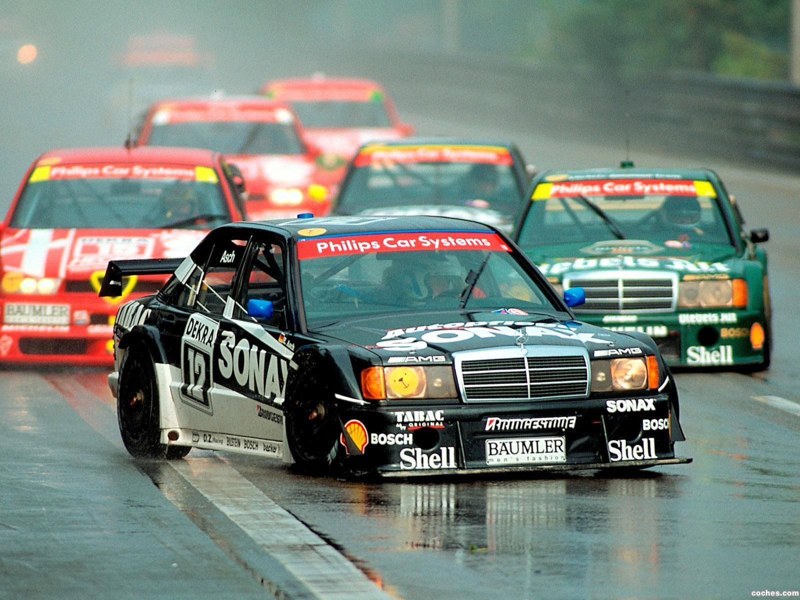 Foto 0 de Mercedes 190E 2-5 16 Evolution II DTM W201 1993