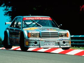 Ver foto 5 de Mercedes 190E 2-5 16 Evolution II DTM W201 1993
