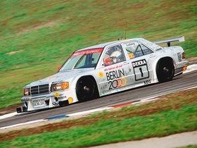 Ver foto 4 de Mercedes 190E 2-5 16 Evolution II DTM W201 1993