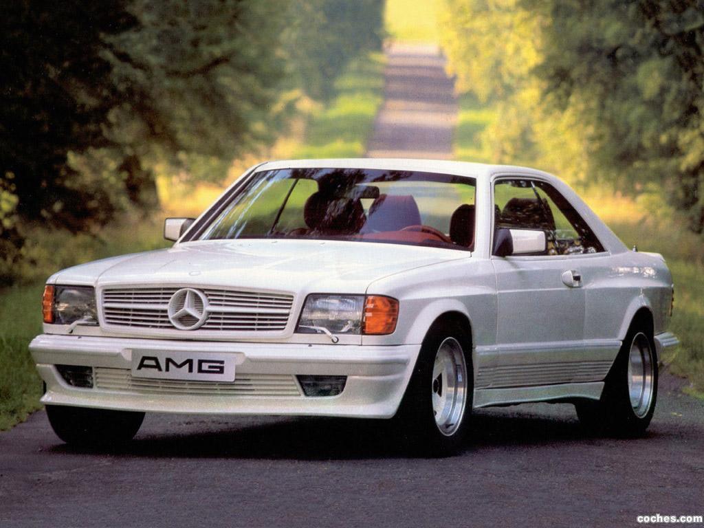Foto 0 de Mercedes amg 5.0 C126 1984