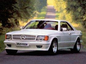 Fotos de Mercedes 500SEC