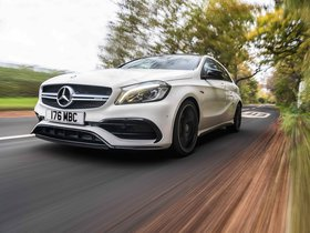 Fotos de Mercedes-AMG A45 4Matic 2015