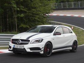 Ver foto 5 de Mercedes Clase A 45 AMG Edition 1 W176 2013