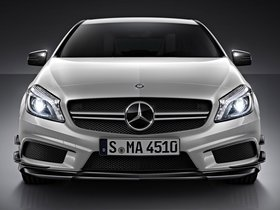 Ver foto 2 de Mercedes Clase A 45 AMG Edition 1 W176 2013