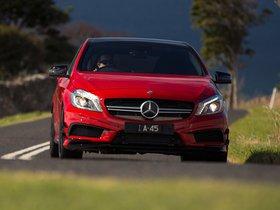 Ver foto 6 de Mercedes Clase A45 AMG Edition 1 W176 Australia 2013