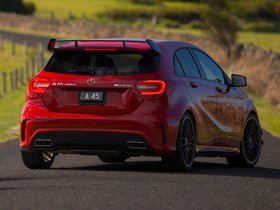 Ver foto 5 de Mercedes Clase A45 AMG Edition 1 W176 Australia 2013