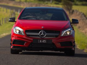 Ver foto 4 de Mercedes Clase A45 AMG Edition 1 W176 Australia 2013