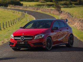 Ver foto 3 de Mercedes Clase A45 AMG Edition 1 W176 Australia 2013