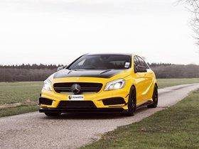 Ver foto 13 de Mercedes Clase A A45 AMG Mulgari Project 45 2014