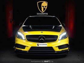 Fotos de Mercedes Clase A A45 AMG Mulgari Project 45 2014