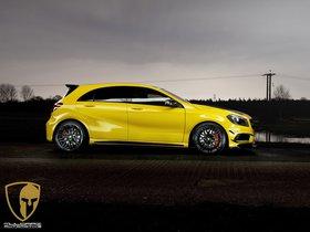Ver foto 21 de Mercedes Clase A A45 AMG Mulgari Project 45 2014