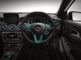 Ver foto 4 de Mercedes Clase A A45 AMG Petronas Green W176 2014