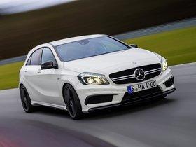 Ver foto 10 de Mercedes Clase A A45 AMG W176 2013