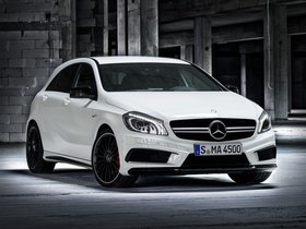 Ver foto 1 de Mercedes Clase A A45 AMG W176 2013