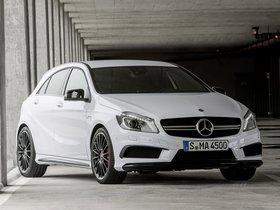 Ver foto 17 de Mercedes Clase A A45 AMG W176 2013