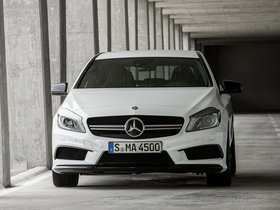 Ver foto 16 de Mercedes Clase A A45 AMG W176 2013