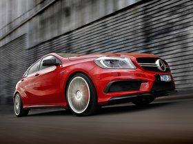 Ver foto 16 de Mercedes A45 AMG W176 Australia 2013